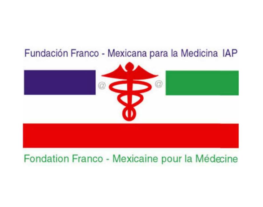 Logo of Fundación Franco-Mexicana para la Medicina