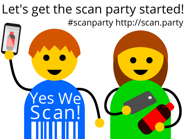 Scan party