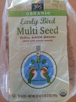 Early Bird Multiseed Small batch bread - Product