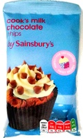 cook's milk chocolate chips - Product