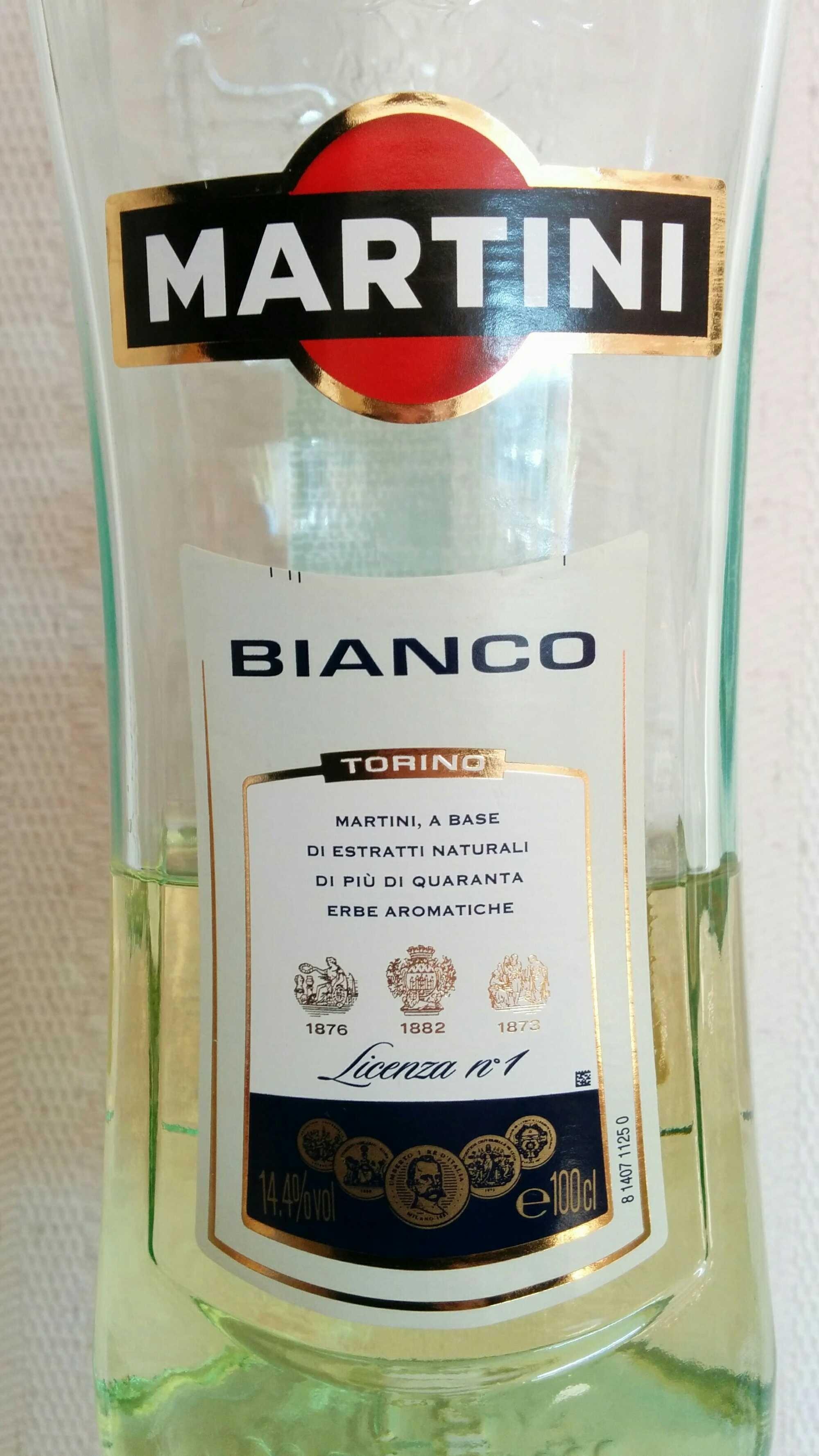 Martini bianco torino drinks