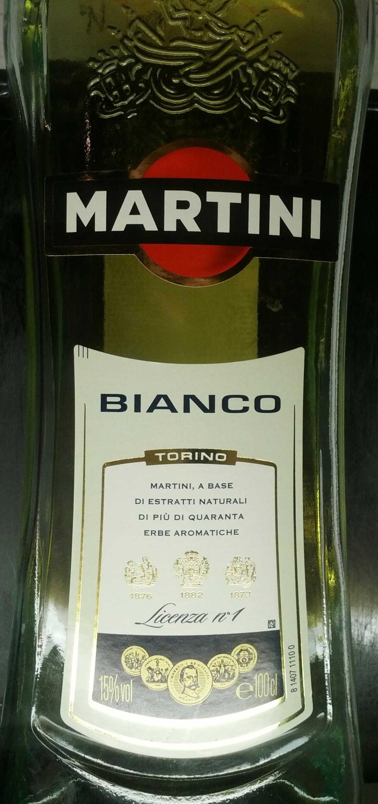 Drinks torino martini bianco How to