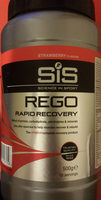 Rego Rapid Recovery - Strawberry - Product
