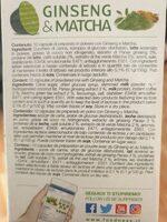 Ginseng Matcha Foodness