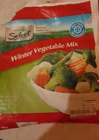 Winter Vegetable Mix - Product